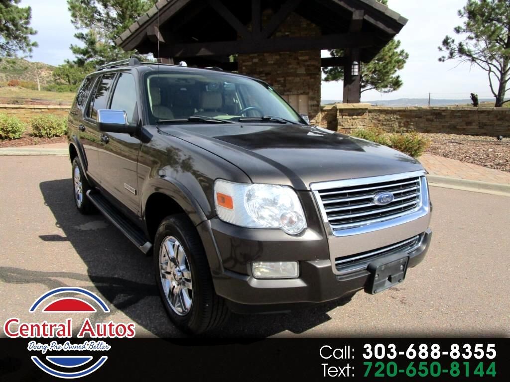 """2006 Ford Explorer 4dr 114"""" WB 4.6L Limited 4WD"""