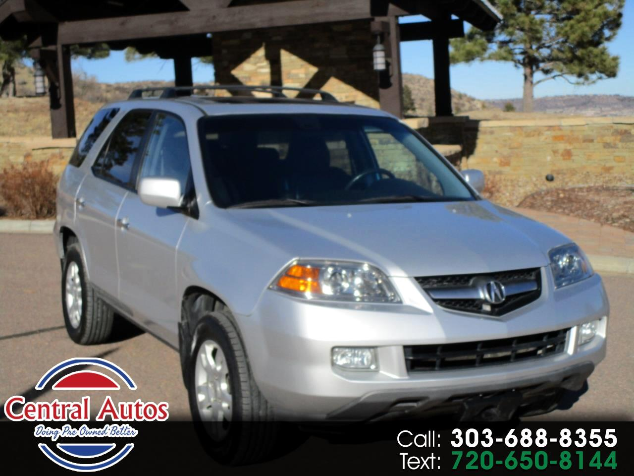 2005 Acura MDX 4dr SUV AT Touring RES w/Navi