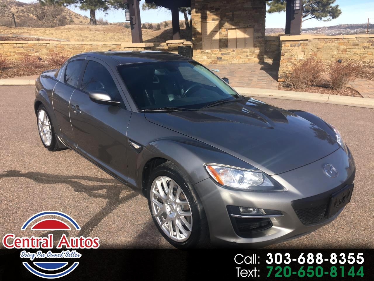 2009 Mazda RX-8 4dr Cpe Man Grand Touring
