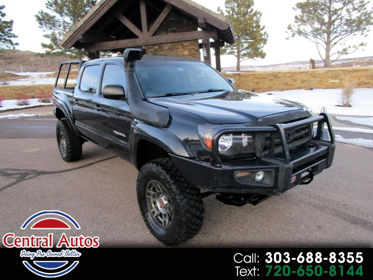 """2006 Toyota Tacoma Double 128"""" Auto 4WD (Natl)"""