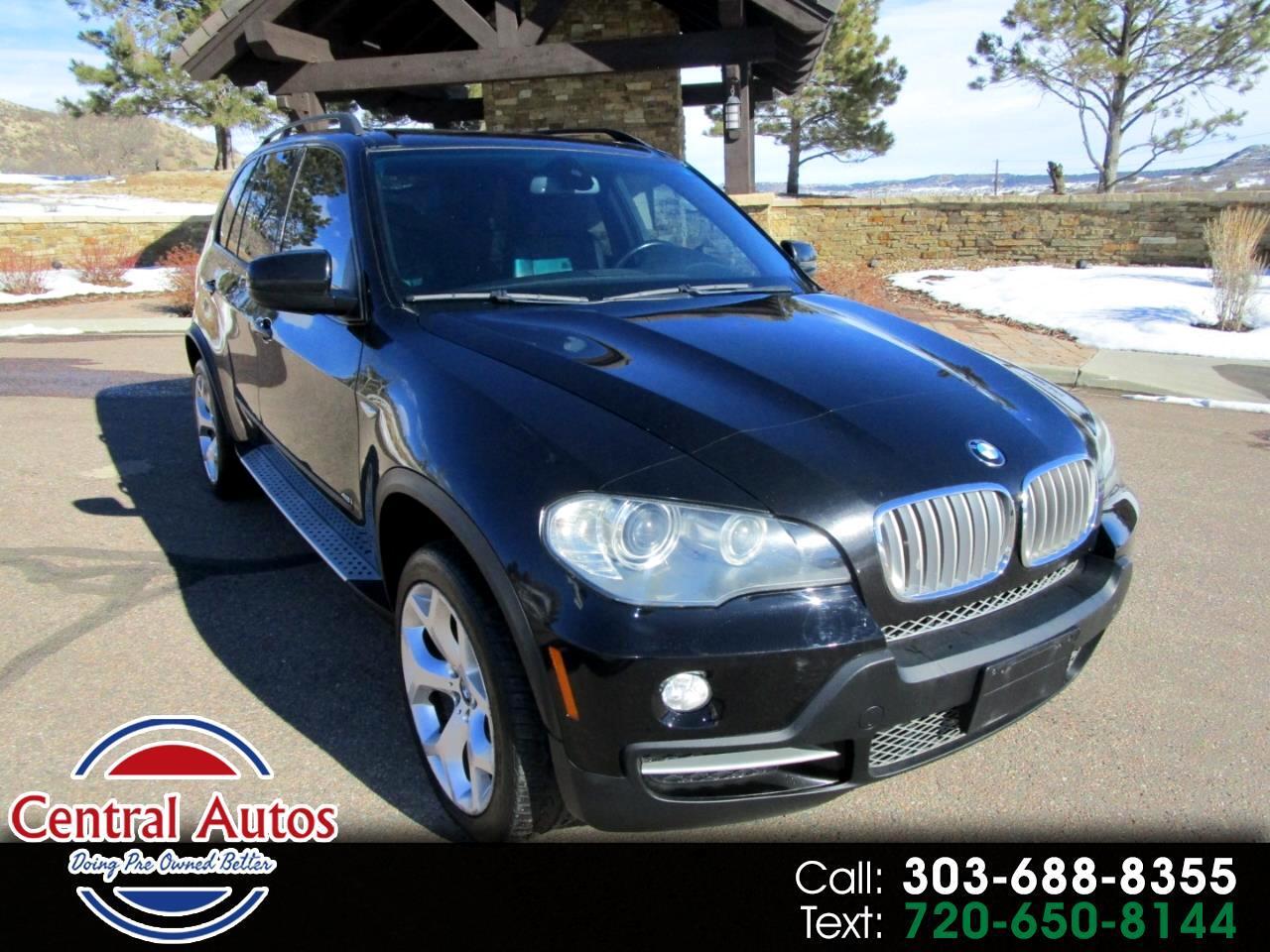 2007 BMW X5 AWD 4dr 4.8i