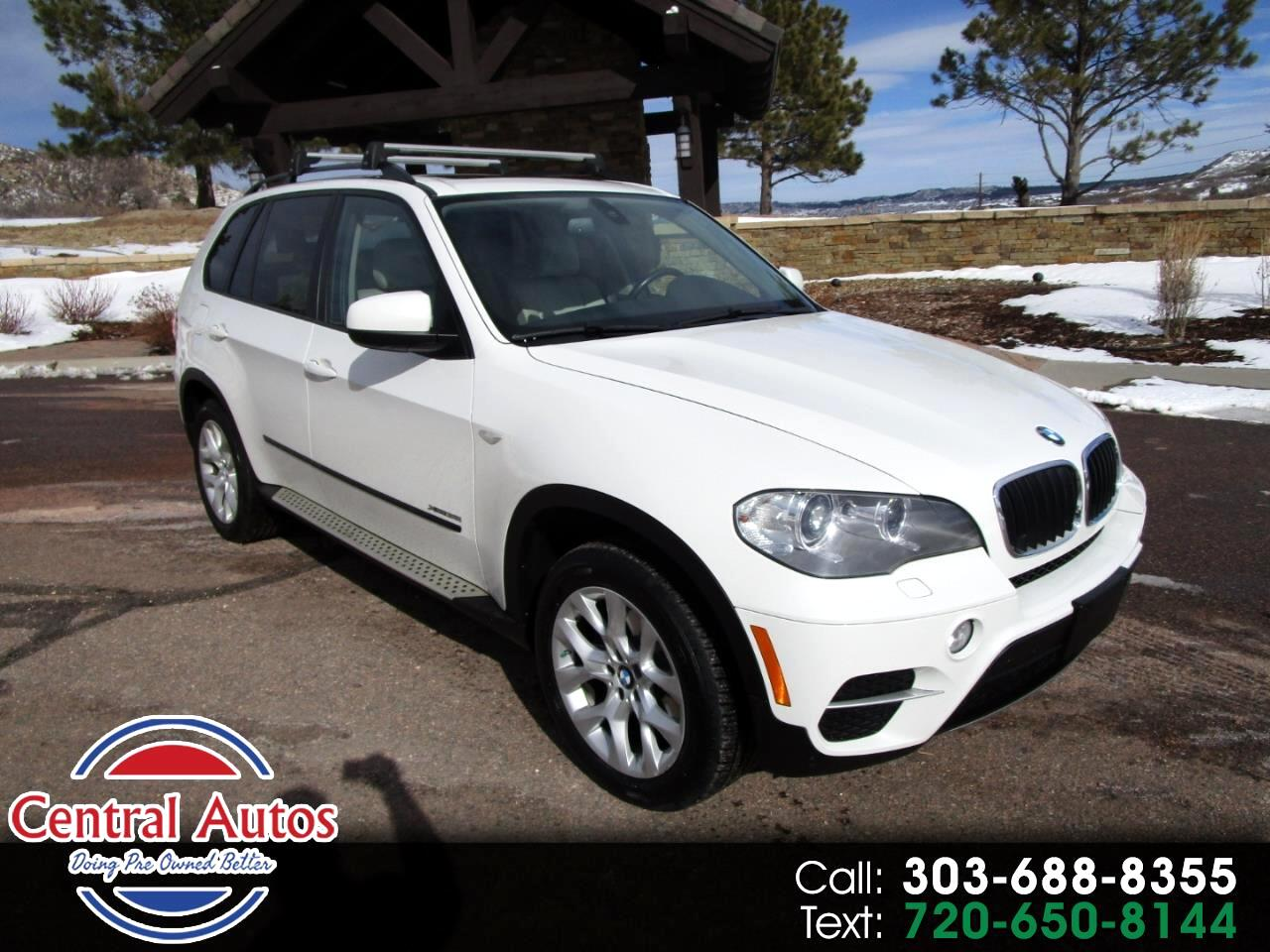 used 2012 bmw x5 awd 4dr 35i for sale in castle rock co. Black Bedroom Furniture Sets. Home Design Ideas
