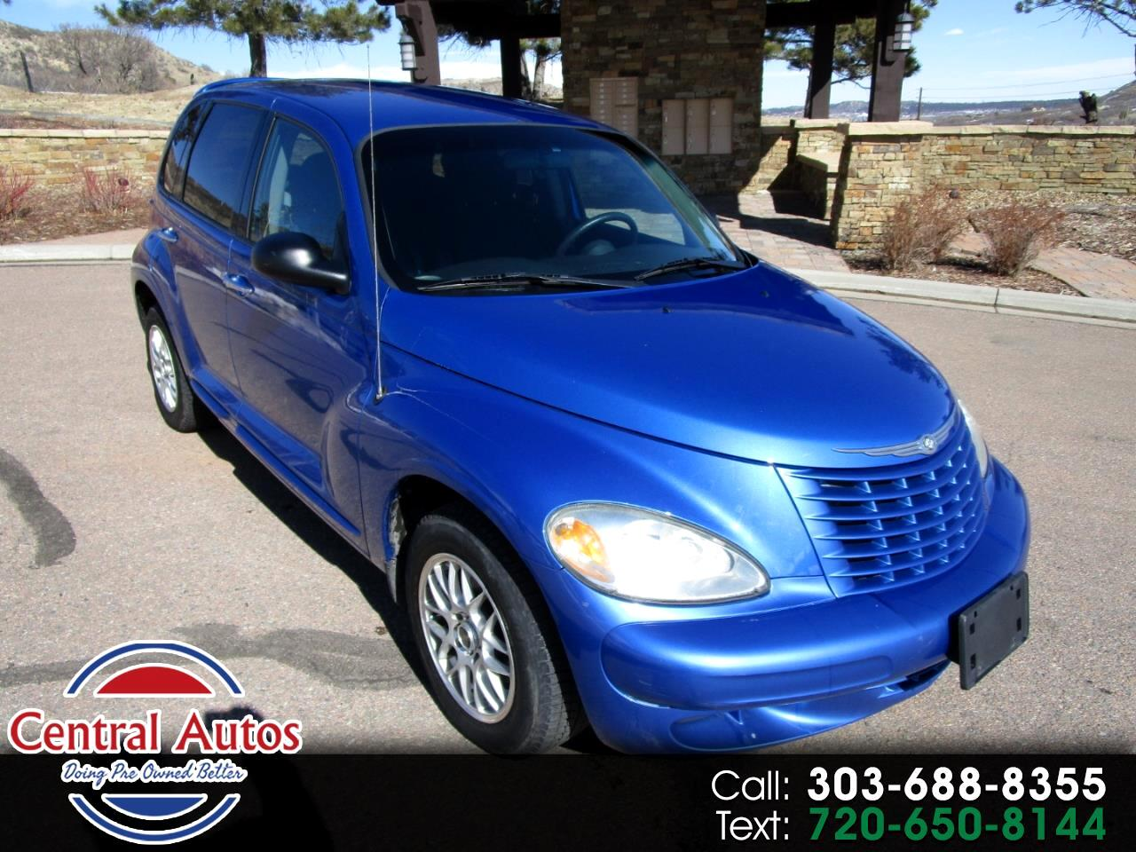 2005 Chrysler PT Cruiser 4dr Wgn Touring