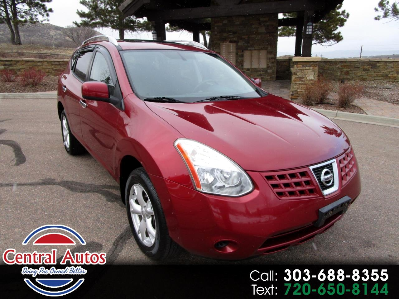 2009 Nissan Rogue AWD 4dr SL