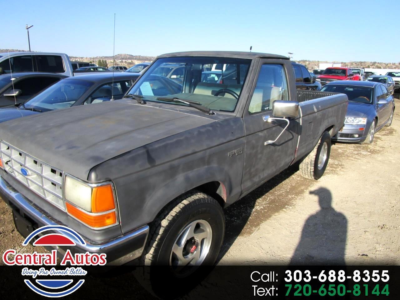 1989 Ford Ranger Styleside 108