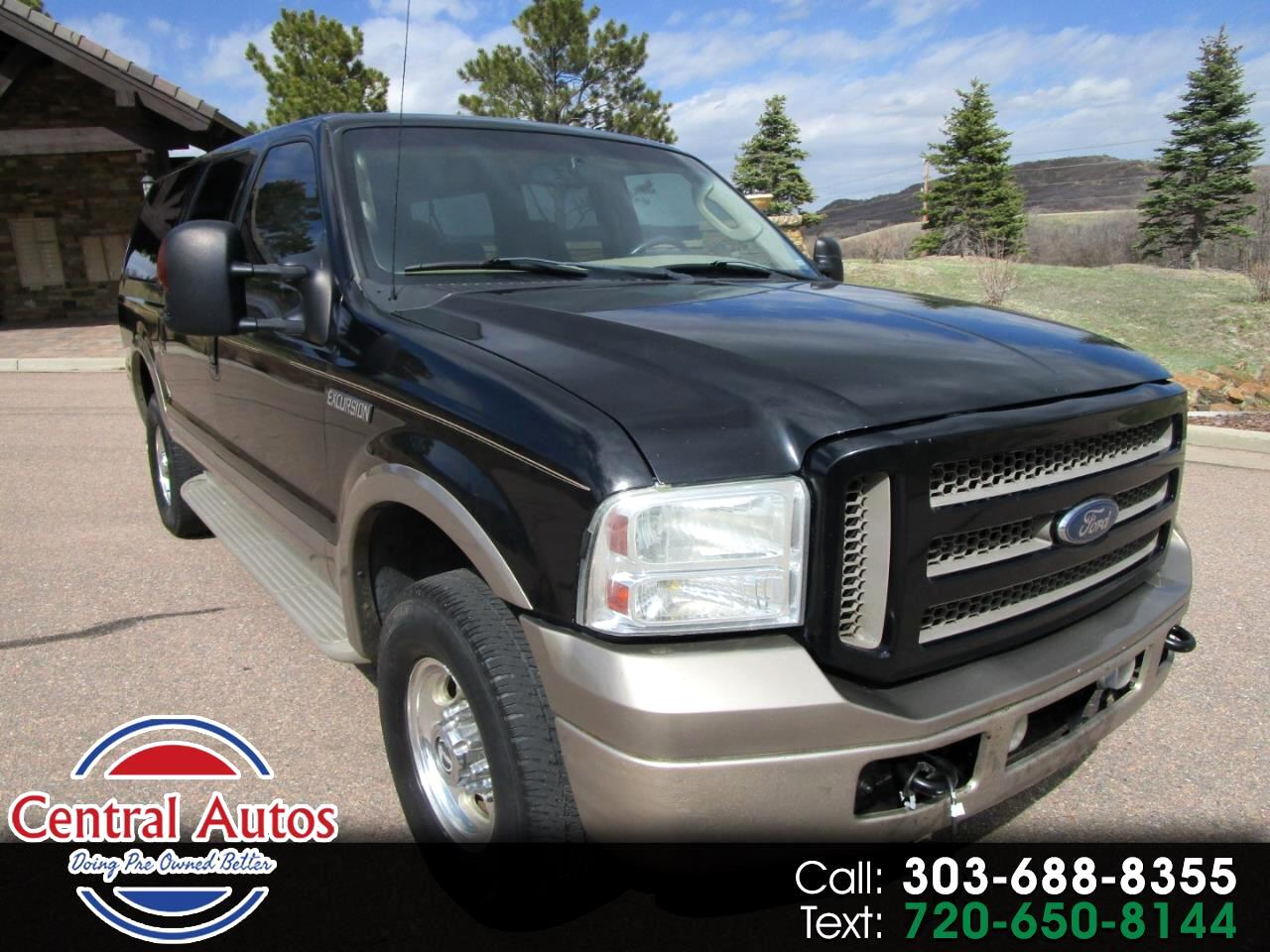 2005 Ford Excursion 137