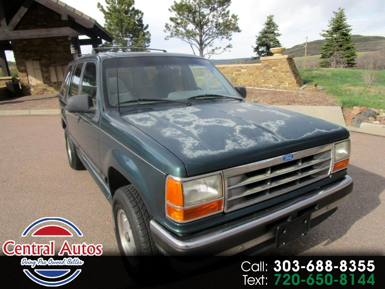 1993 Ford Explorer 4dr Eddie Bauer 4WD