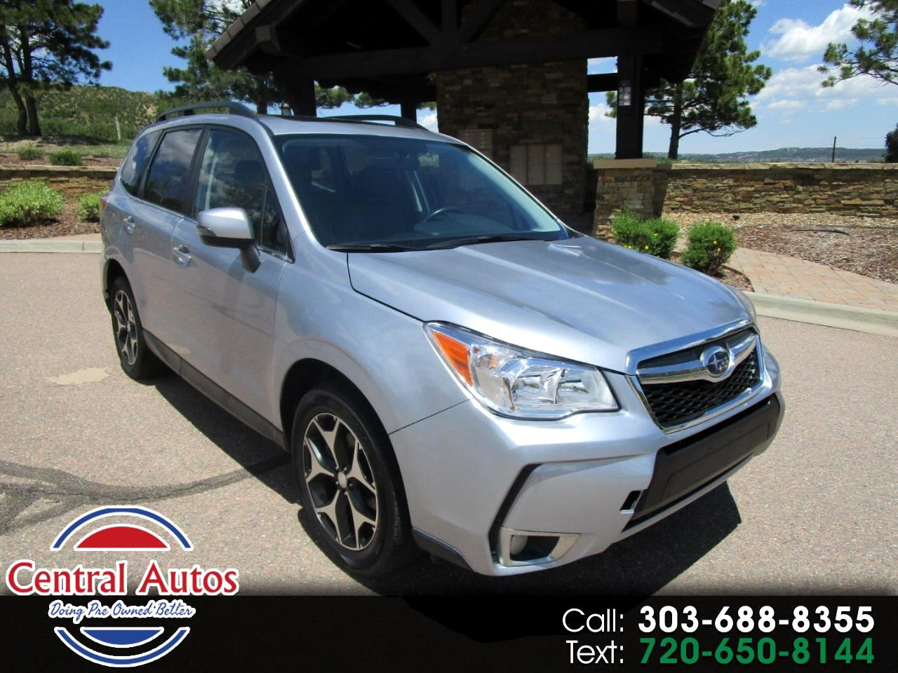 2014 Subaru Forester 4dr Auto 2.0XT Touring