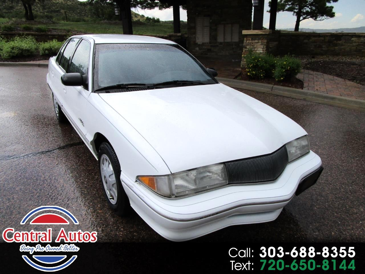 1994 Buick Skylark 4dr Sedan Custom
