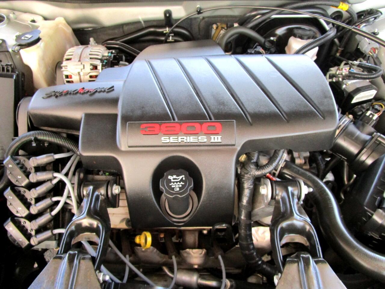 2005 Pontiac Grand Prix 4dr Sdn GTP