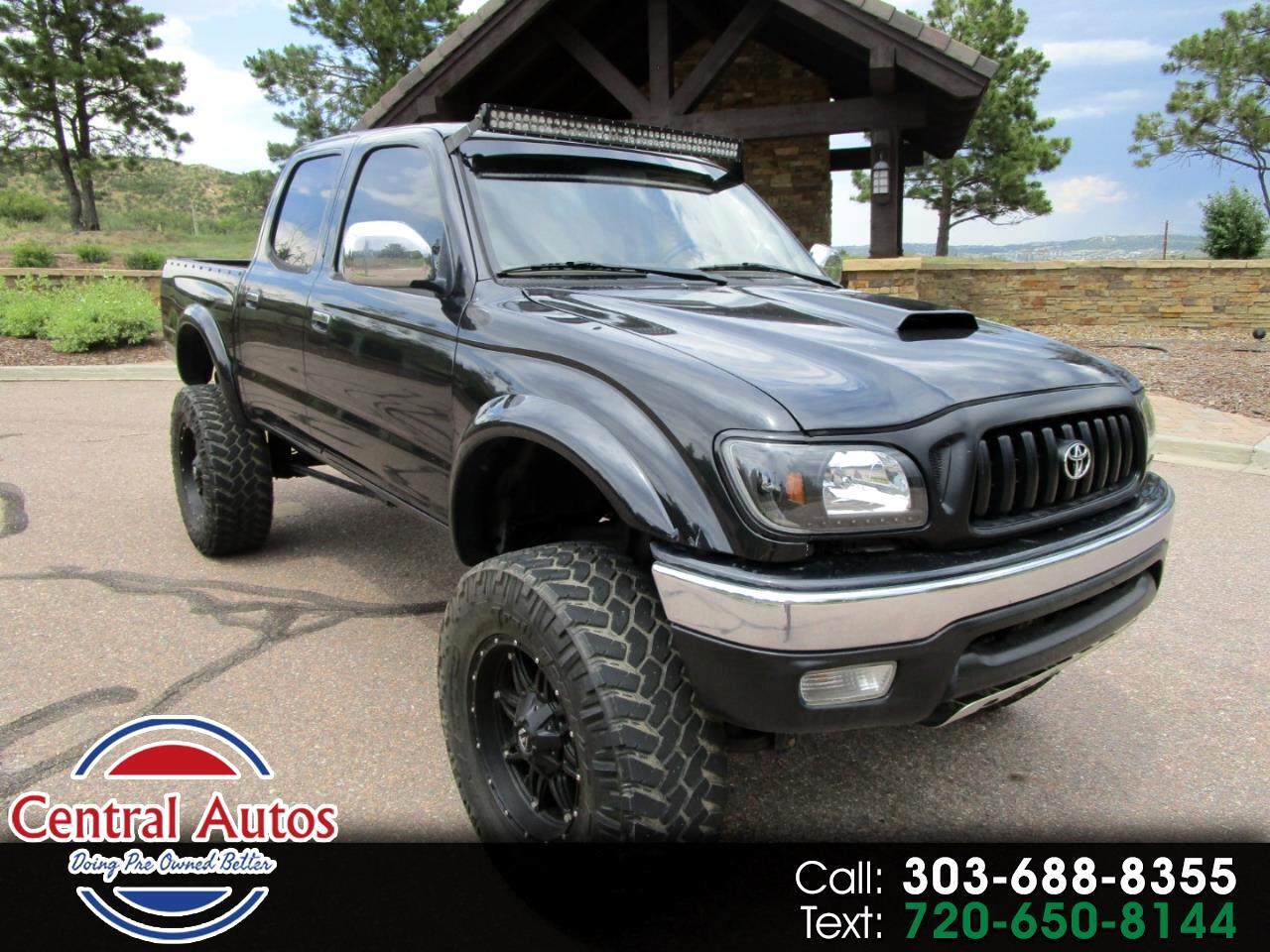 2003 Toyota Tacoma DoubleCab V6 Auto 4WD (Natl)