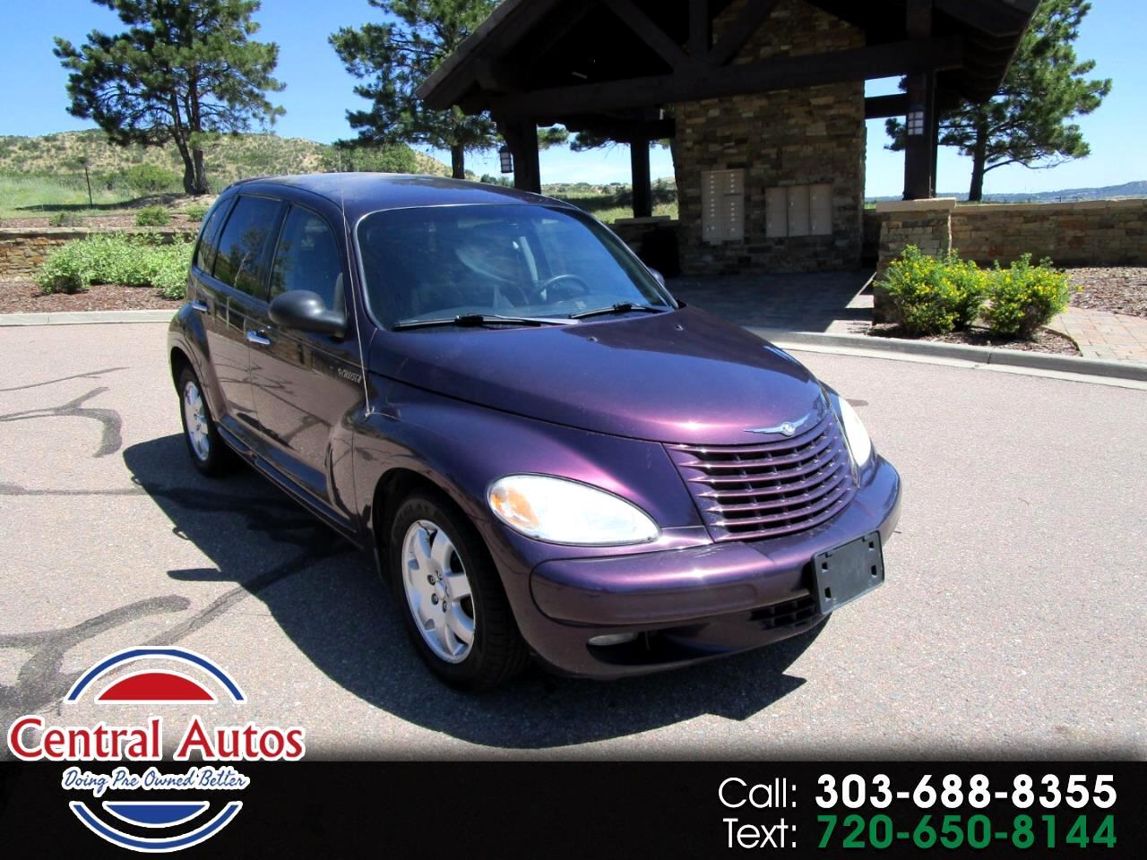 2004 Chrysler PT Cruiser 4dr Wgn Touring