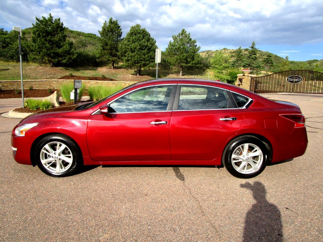 2013 Nissan Altima 4dr Sdn I4 2.5 SL *Ltd Avail*