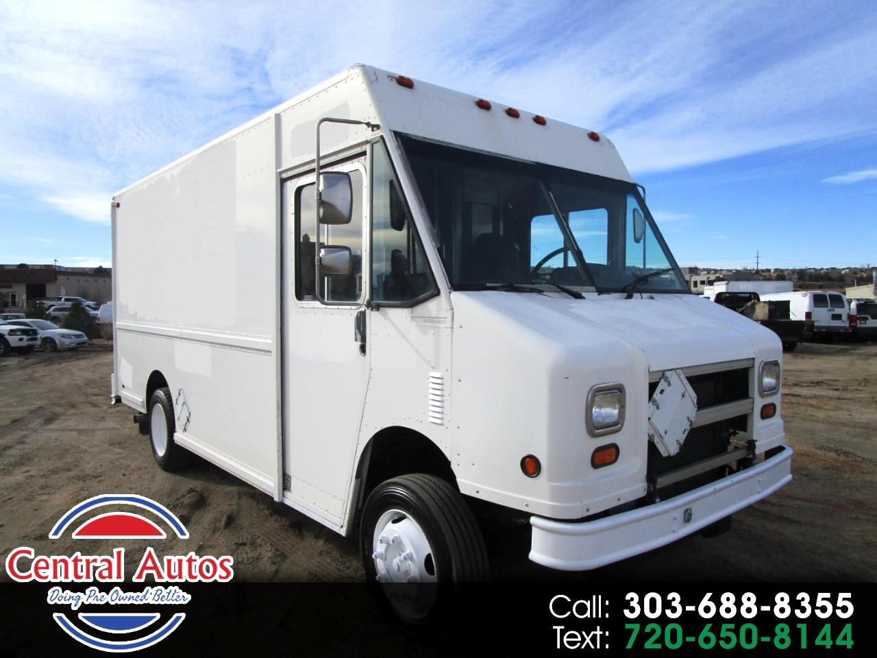 Freightliner MT45 Chassis  1997