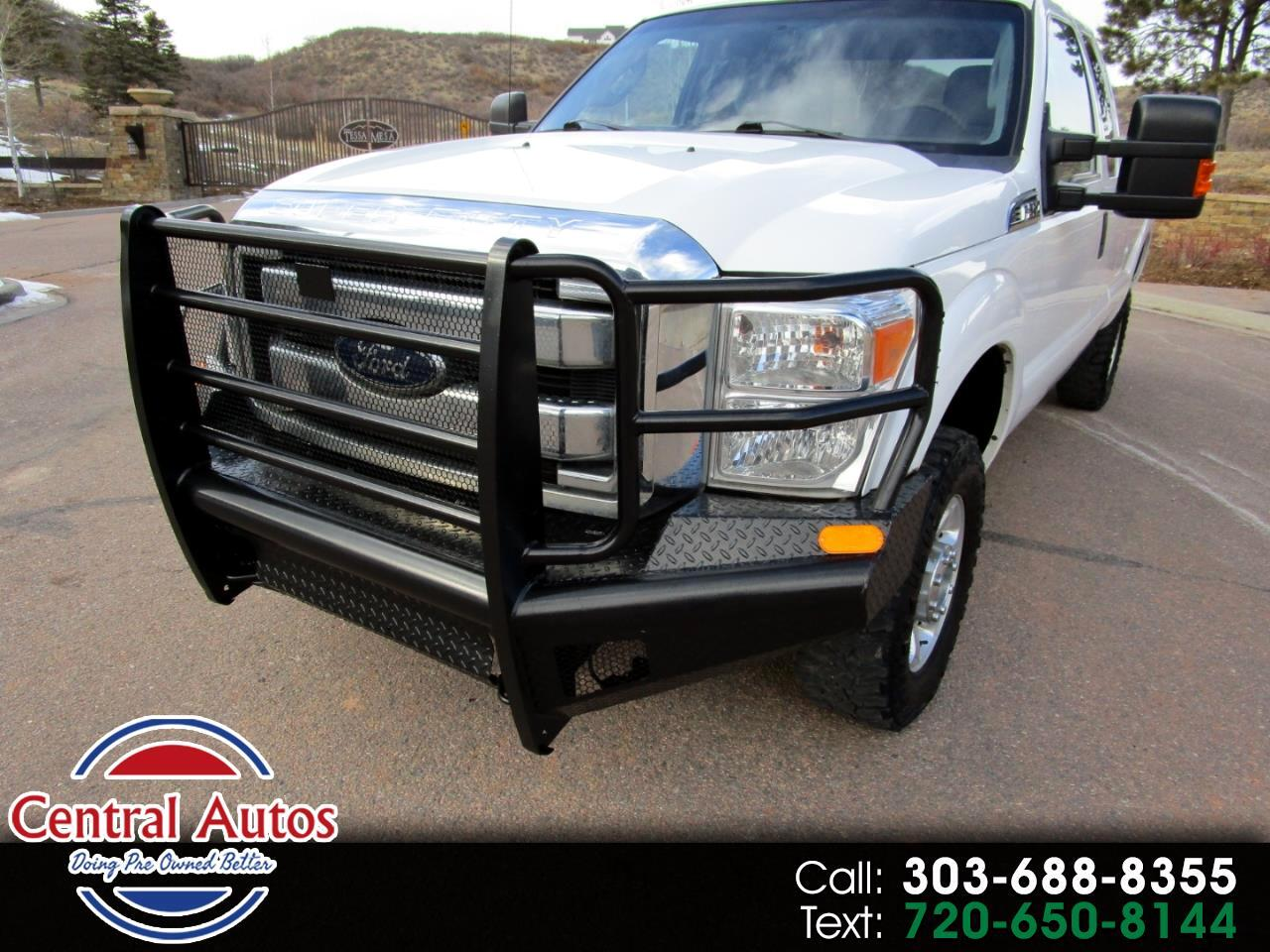 "Ford Super Duty F-250 SRW 4WD SuperCab 142"" Lariat 2015"