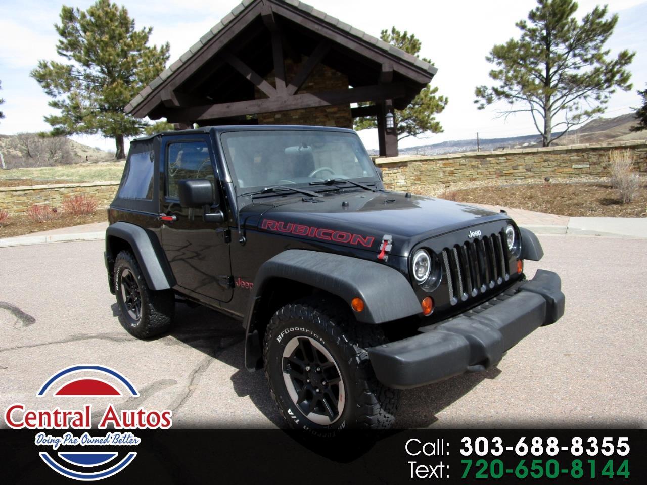 Jeep Wrangler 4WD 2dr X 2009