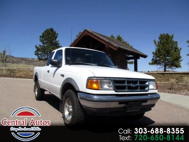 1993 Ford Ranger XL SuperCab 4WD