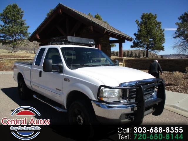 2004 Ford F-250 SD XLT SuperCab 4WD