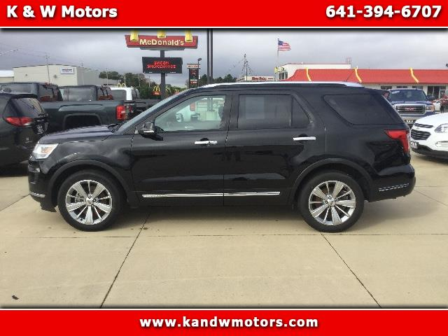 2018 Ford Explorer Limited 4WD
