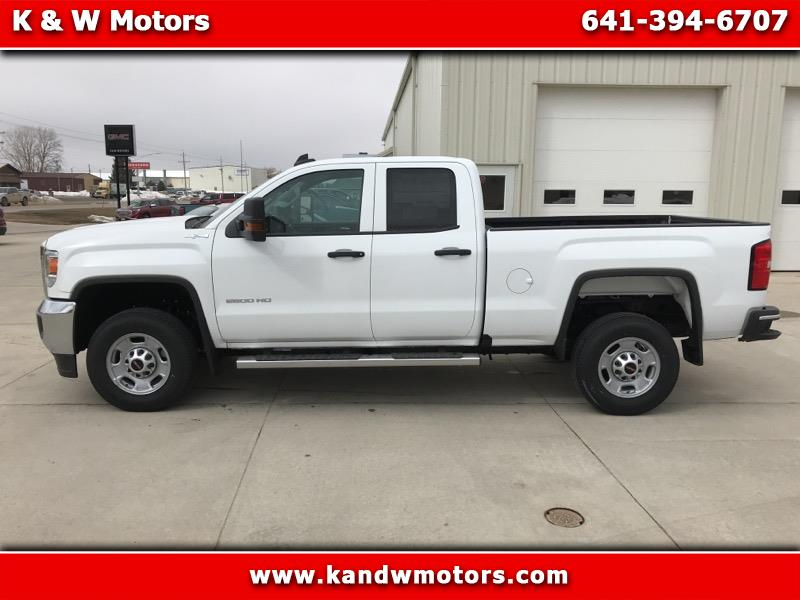 2019 GMC Sierra 2500HD 4WD Double Cab 144.2