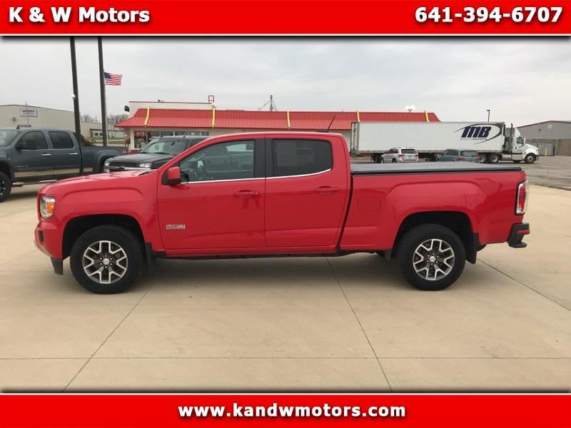 2015 GMC Canyon 4WD Crew Cab 140.5