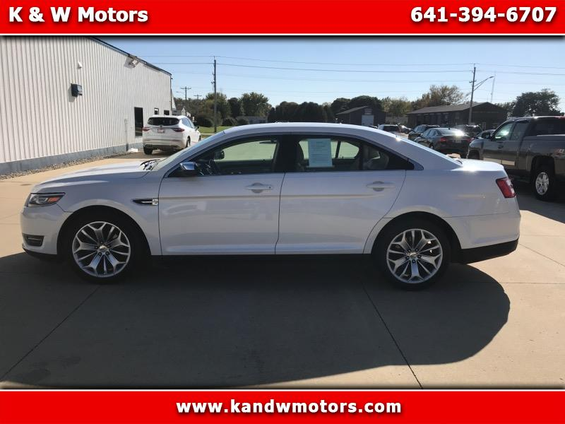 Ford Taurus 4dr Sdn Limited FWD 2015