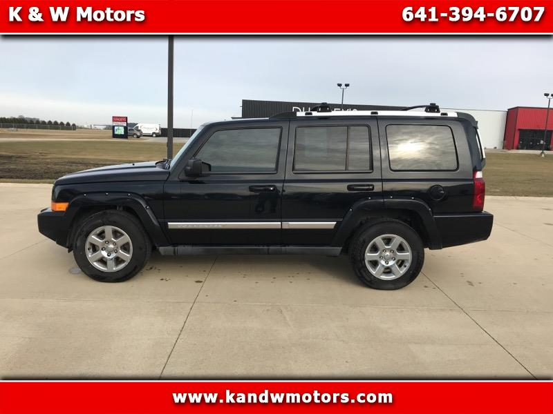Jeep Commander 4dr Limited 2WD 2006