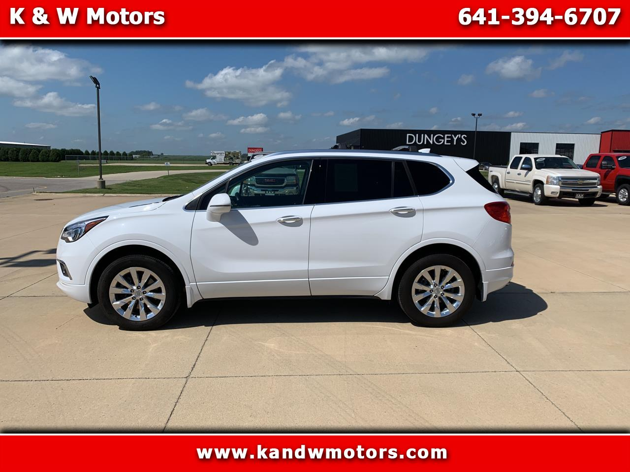 Buick Envision AWD 4dr Essence 2017