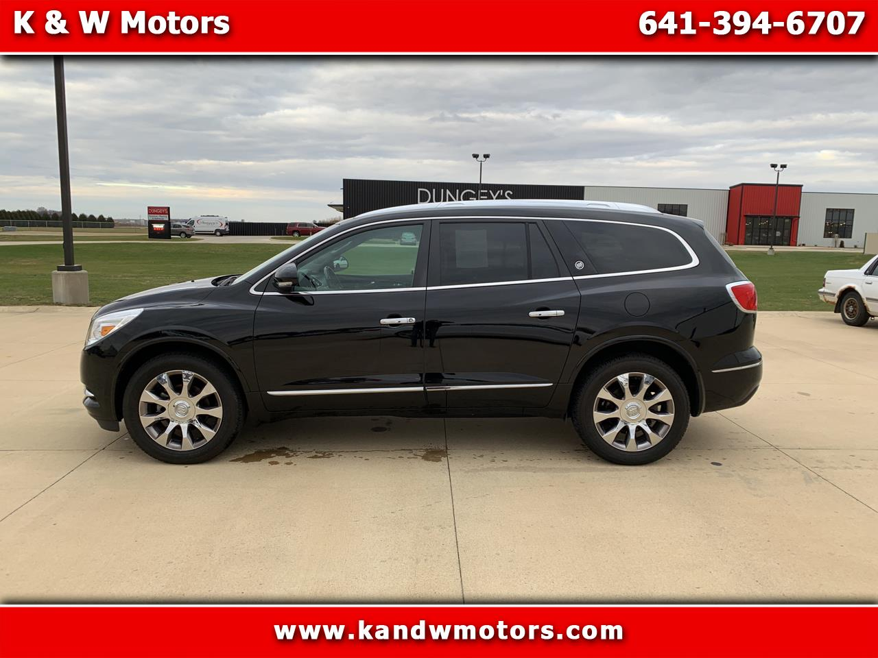 Buick Enclave AWD 4dr Leather 2017
