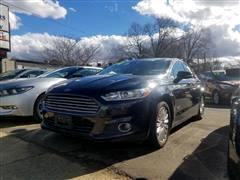 2014 Ford Fusion Energi