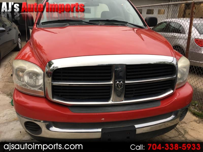 Dodge Ram 1500 TRX4 Off Road Quad Cab 4WD 2006