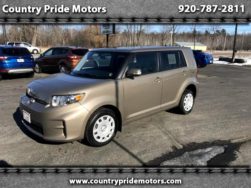 Scion xB 5dr Wgn Man (Natl) 2011