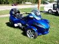 2012 Can-Am Spyder Roadster