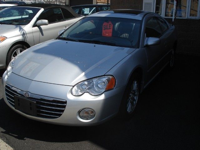 2004 Chrysler Sebring Limited Coupe