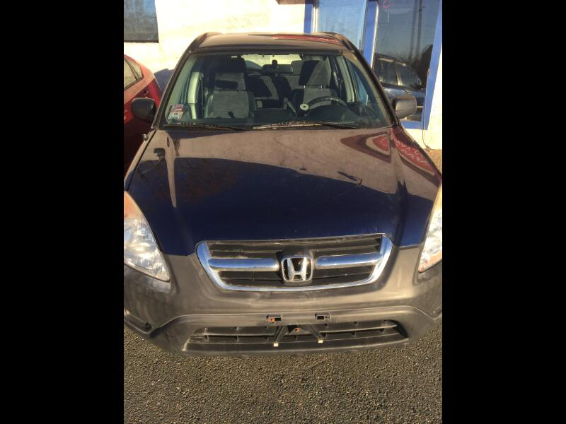 2004 Honda CR-V LX 2WD AT