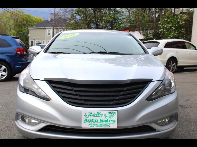 2012 Hyundai SONATA SE/