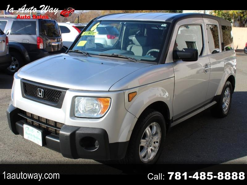 Honda Element EX-P 4WD AT 2006
