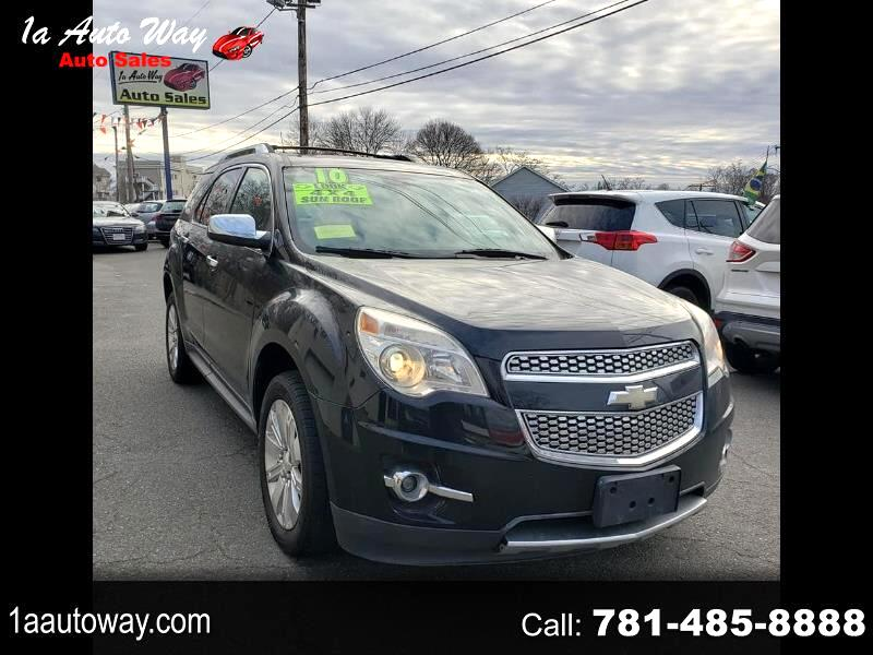 Chevrolet Traverse LTZ AWD 2009