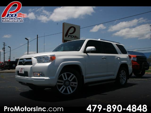 2010 Toyota 4Runner 2WD 4dr V6 Limited (Natl)