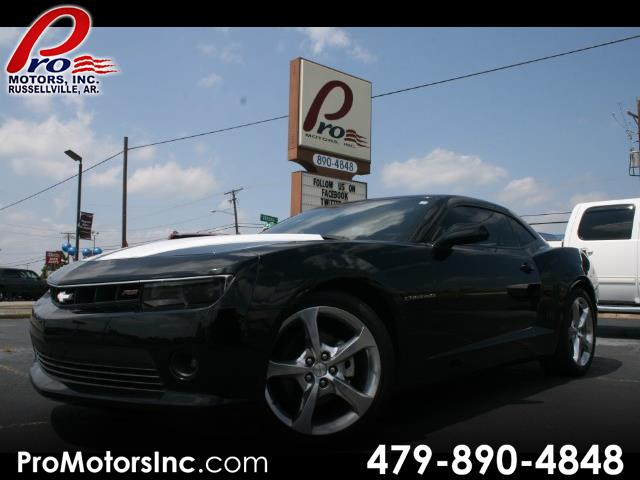 2014 Chevrolet Camaro 2dr Coup RS w/2LT