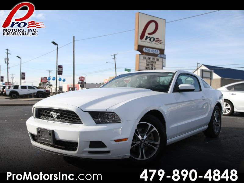 2014 Ford Mustang Premium V6 Coupe