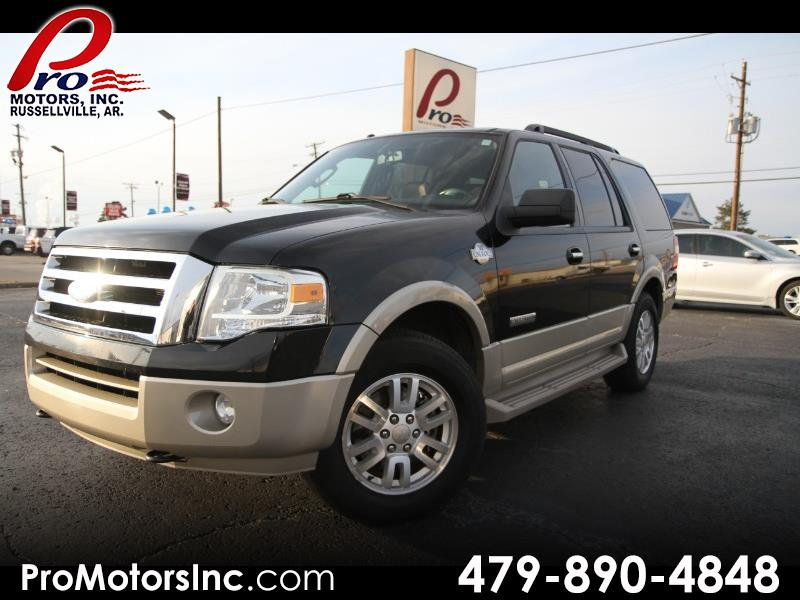 2008 Ford Expedition 4WD 4dr King Ranch