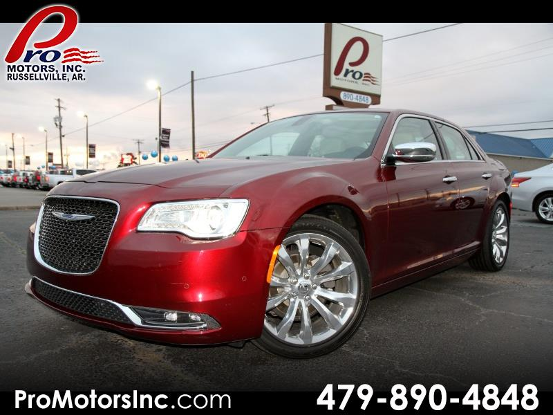 2015 Chrysler 300 300C Platinum RWD