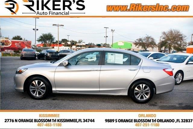 2014 Honda Accord LX Sedan CVT