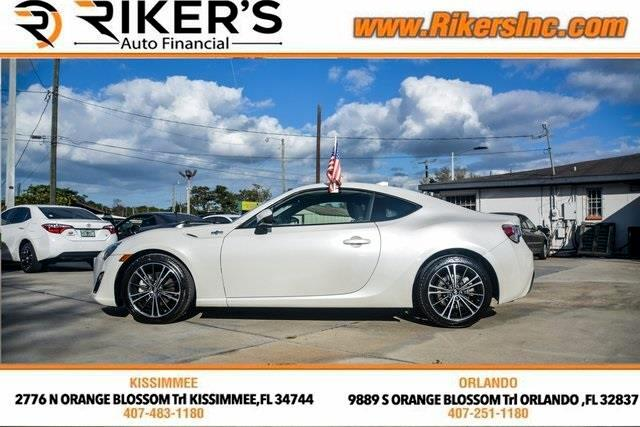 2015 Scion FR-S 6AT