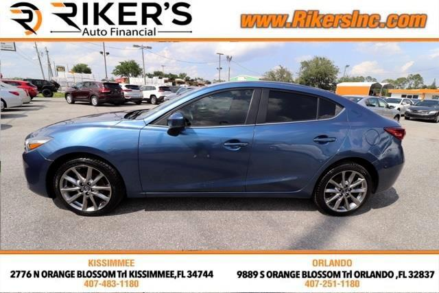 Mazda MAZDA3 s Touring AT 4-Door 2018