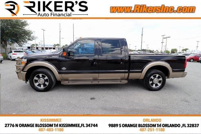 Ford F-250 SD King Ranch Crew Cab 2WD 2014
