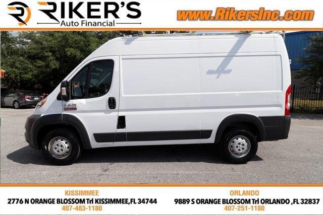 RAM Promaster 2500 High Roof Tradesman 136-in. WB 2015
