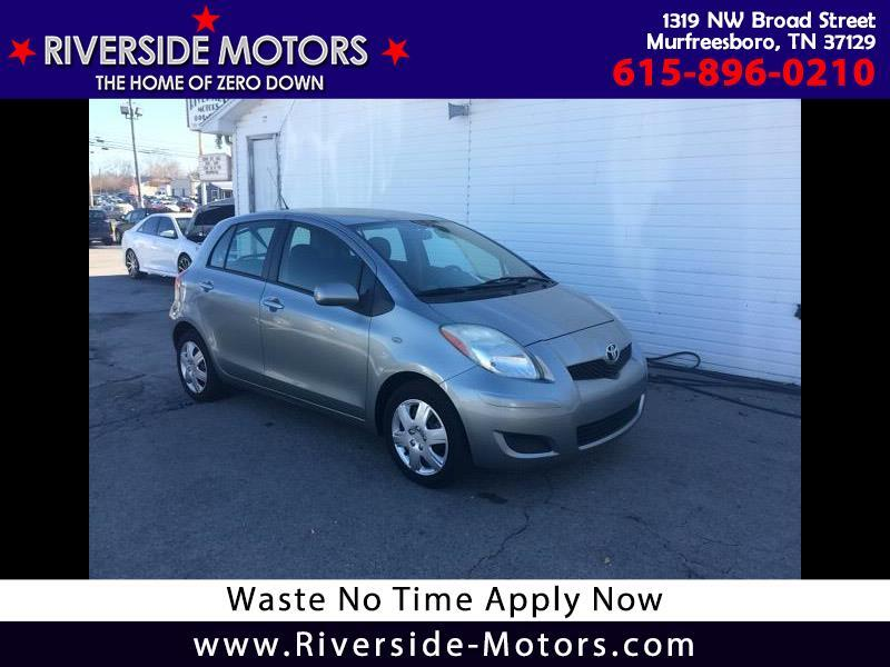 2009 Toyota Yaris Liftback S 5-Door AT