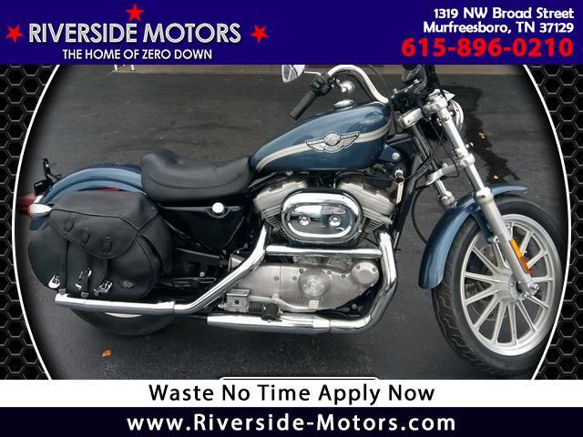 2003 Harley-Davidson XL 883 Hugger